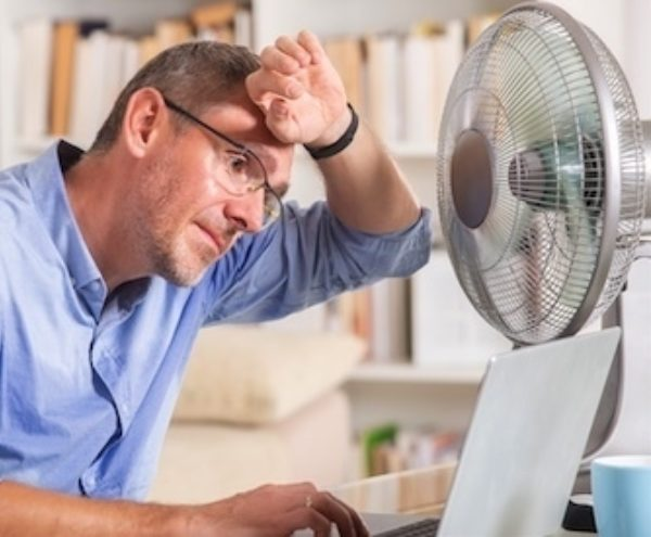 Overheating in UK homes is rising