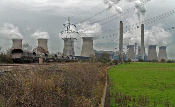 UK power station