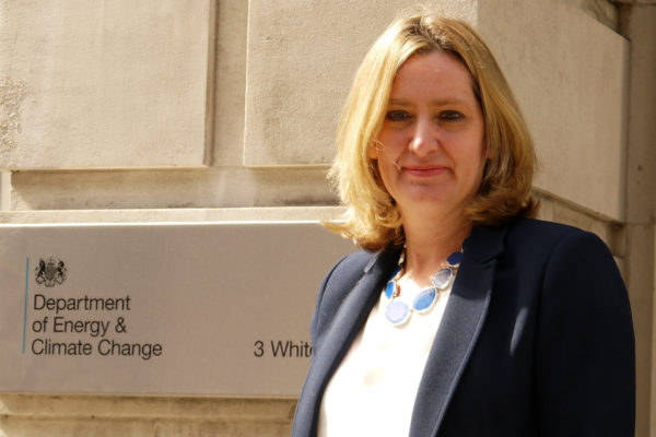Amber Rudd's 2015 'energy reset' speech was supposed to see the Government take a less active role in energy markets.