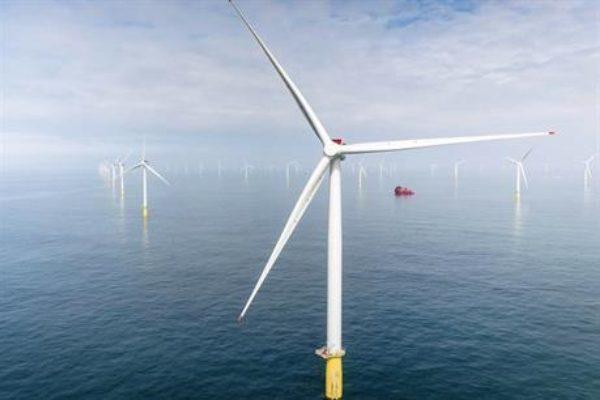 Dudgeon wind farm