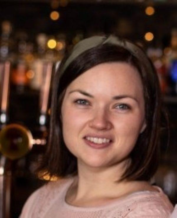 Dr Emma Woodham headshot