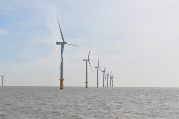 The Government is putting offshore wind at the heart of the UK's energy system