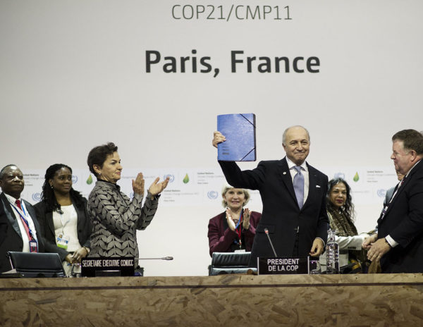 Success at COP21 in Paris was contingent on France being able to walk the walk.