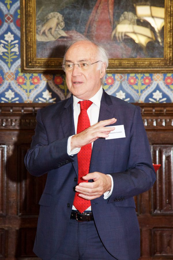 Lord Howard signed the United Nations climate change convention for Britain with John Major at the Earth Summit in Rio de Janeiro.
