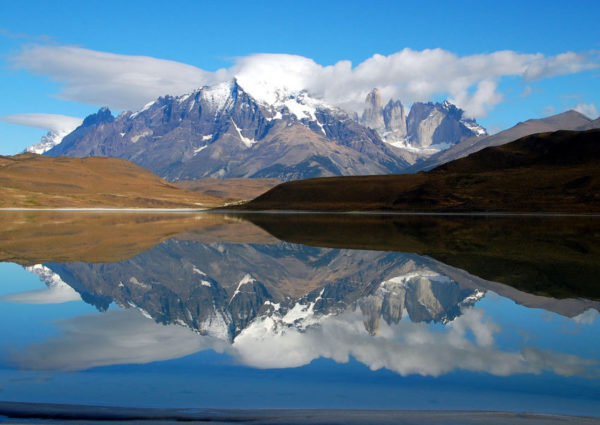 Local concerns centre on dwindling Andean glaciers that regulate the fresh water supply. Image: Davide Zanchettin, Creative Commons licence