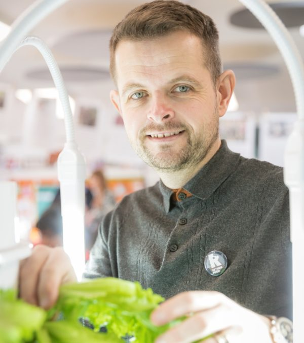 Nathan Atkinson, Co-founder of Rethink Food
