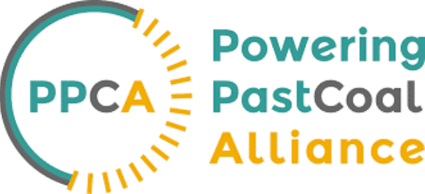 Powering Past Coal logo