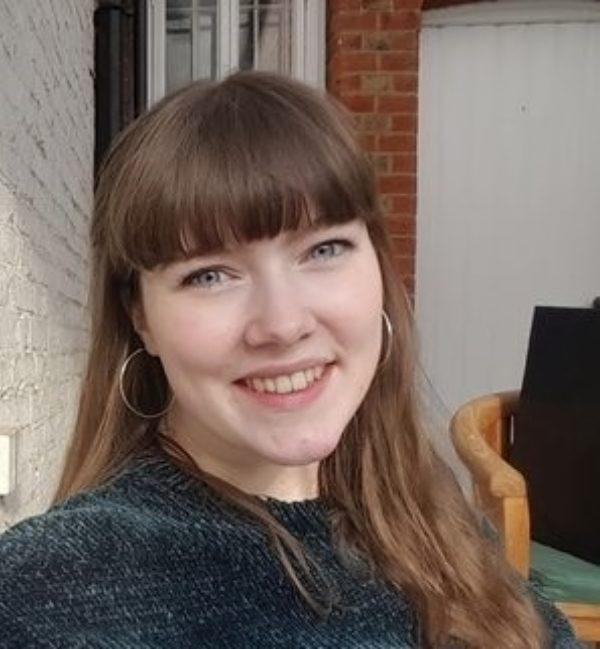 Rachel Mander, Church Outreach Officer, Hope for the Future
