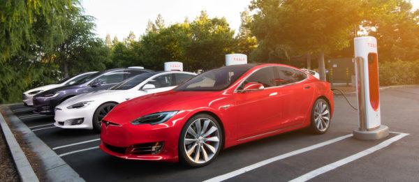 The Tesla Supercharger. Image: Tesla Motors