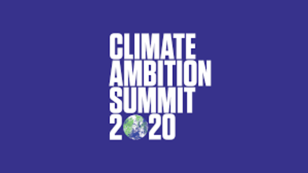 Climate Ambition Summit 2020