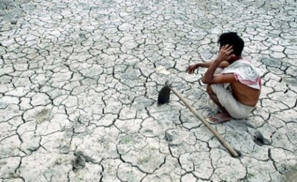Water scarcity climate change