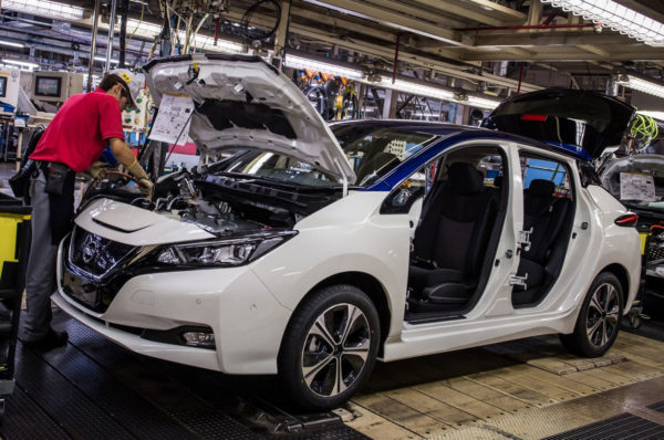Ministers are under pressure to deliver on electric vehicles
