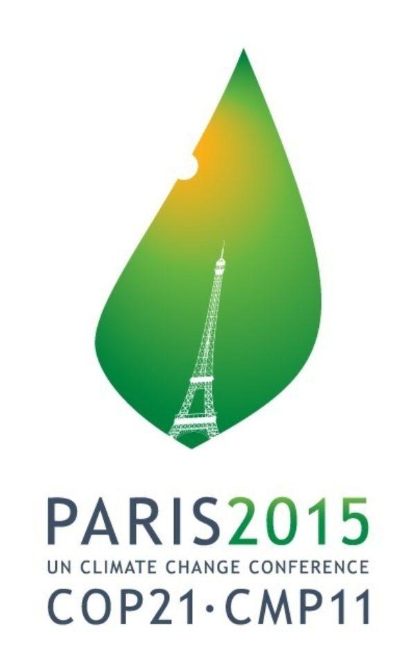 France UNFCCC Presidency logo for COP21 in Paris