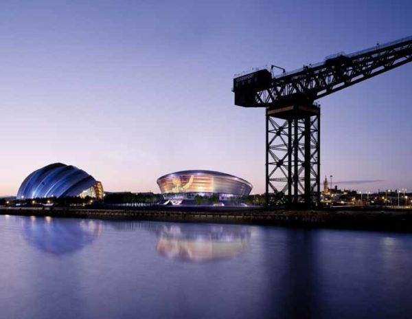 Scottish Exhibition Centre, Glasgow