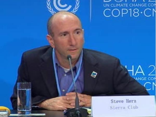 Steve Herz Sierra Club