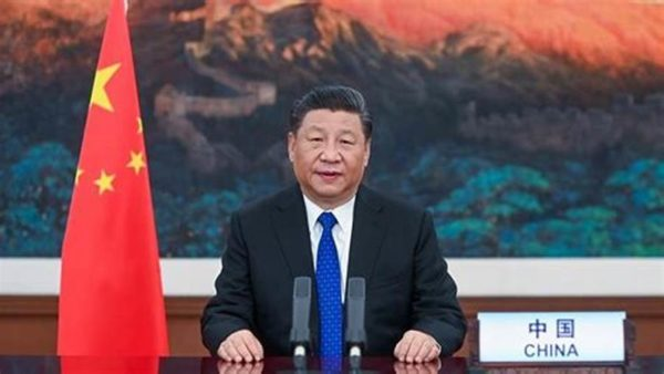 Xi Jinping, President of China at the UN 75th General assembly