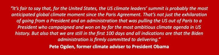 Quote from Pete Ogden, former adviser to Barack Obama
