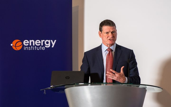 Steve Holliday is President of the Energy Institute