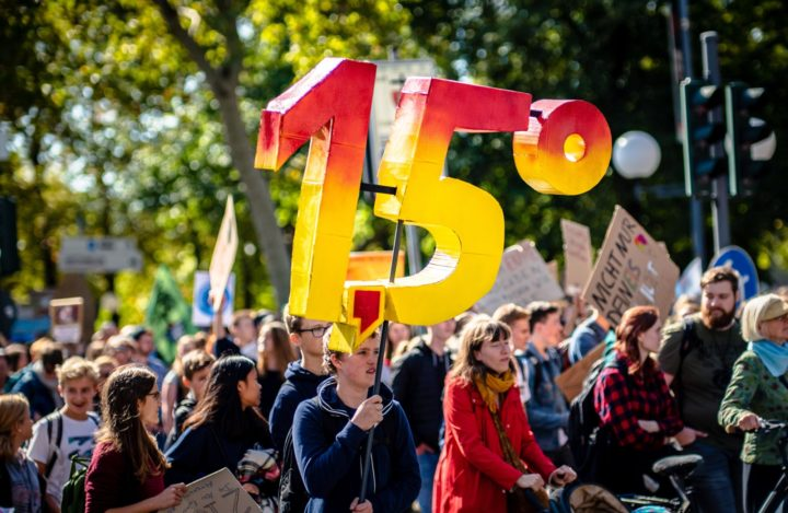 Fridays for Future in Bonn, Germany | Mike Baumeister | Unsplash