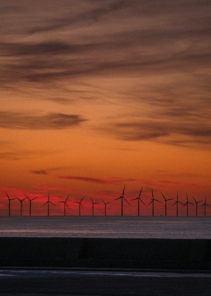 Offshore wind turbines   Mitchell Orr   Unsplash