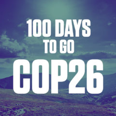 100 days to COP26: five issues to watch out for