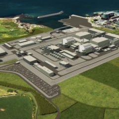 Comment and analysis on Hitachi nuclear pullout