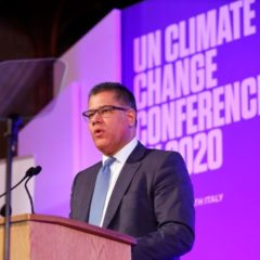 Comment: Alok Sharma to become COP26 President full-time