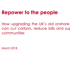 Repower to the people