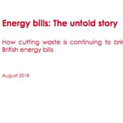 Energy bills: The untold story