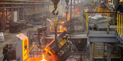 Stuck on the starting line: How the UK is falling behind Europe in the race to clean steel