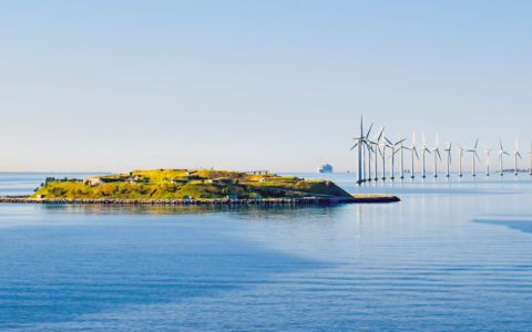 Offshore wind blows away the competition