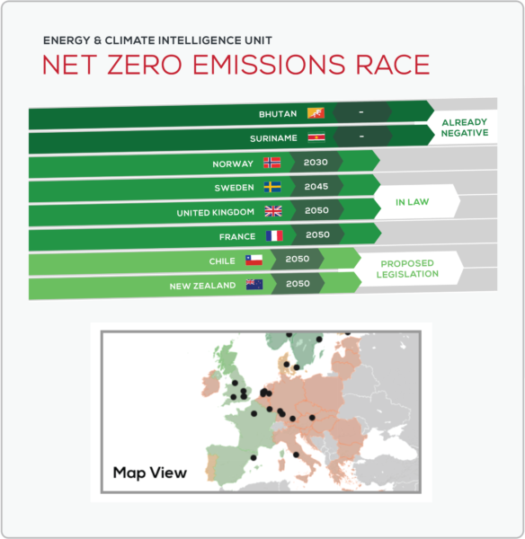 View our Net Zero Tracker