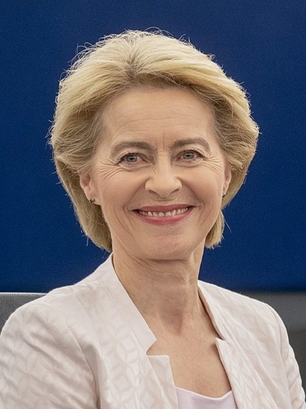 The EU's Ursula von der Leyen has already pledged to align post-Covid recovery plans with climate targets