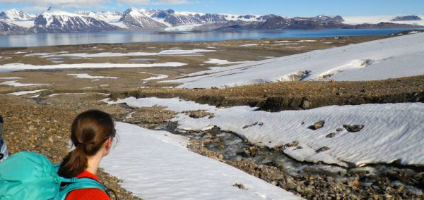 The world's oceans and cryosphere - the frozen parts of the planet, including the Arctic - are being affected by climate change. Image: A Edwards