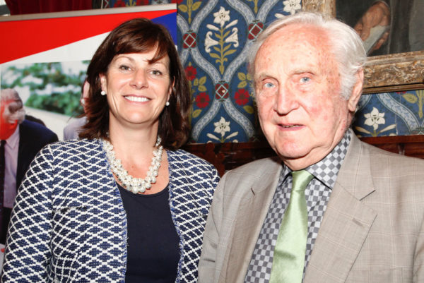 Sir Crispin Tickell is a former British Permanent Representative to the United Nations in New York. Image: Leanne Bouvet