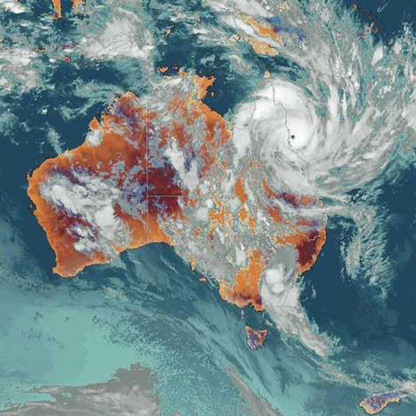 Fiji itself was battered by Cyclone Yasi in 2011