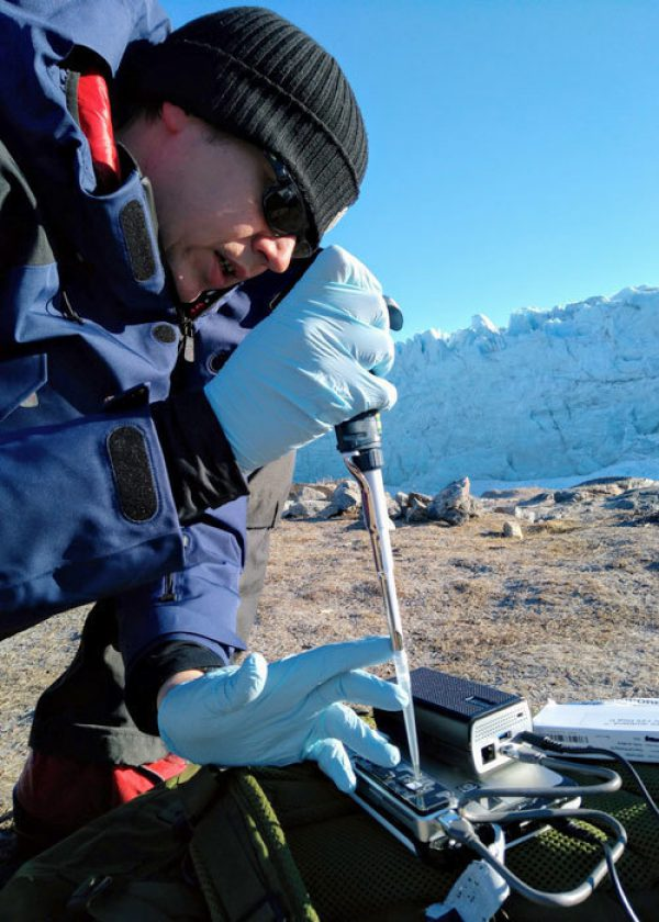 DNA sequencing in Greenland
