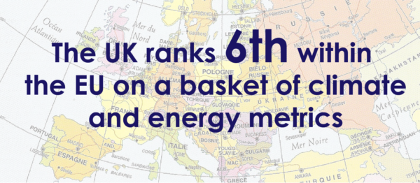 Climate change and clean energy: Is the UK ahead of the pack?