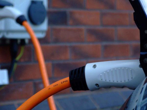 EV charger in Hertfordshire