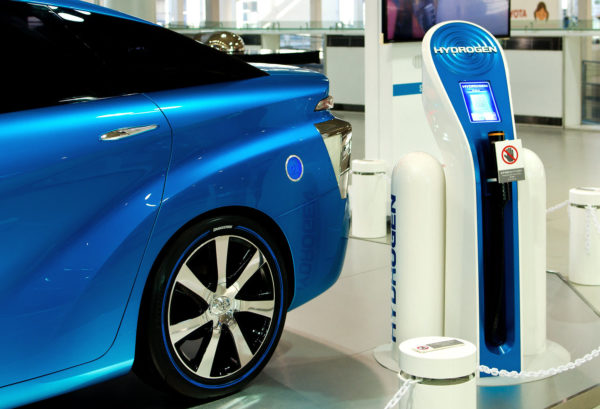 The government wants to see an expansion in research on hydrogen. Image: Toshihiro Gamo, CCL