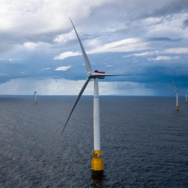 Scotland is home to a pioneering floating offshore wind turbine programme. Image: Øyvind Gravås/Woldcam, CCL
