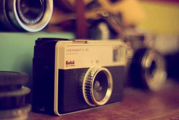 Kodak failed to see the change coming. Image: Bethan, Creative Commons licence