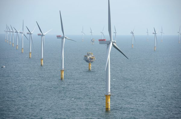 The UK has been a leader in developing technologies like offshore wind. Image: Statkraft, creative commons licence