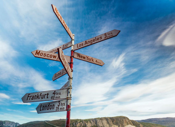 It's important for businesses to know the direction of travel. Image: Visit Greenland, Creative Commons licence