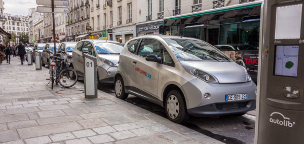 The 'home of EVs' is a crowded place. Image: ehpien