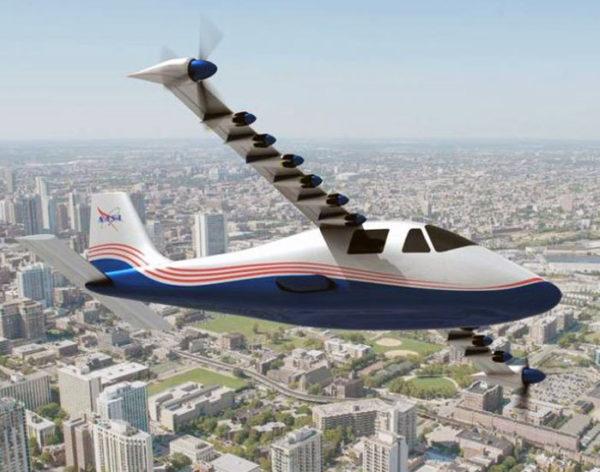 electric aeroplane