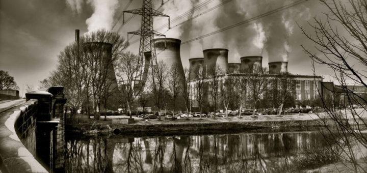 When is a coal closure not a coal closure? Image: Ferrybridge power station, John Mabbitt, Creative Commons