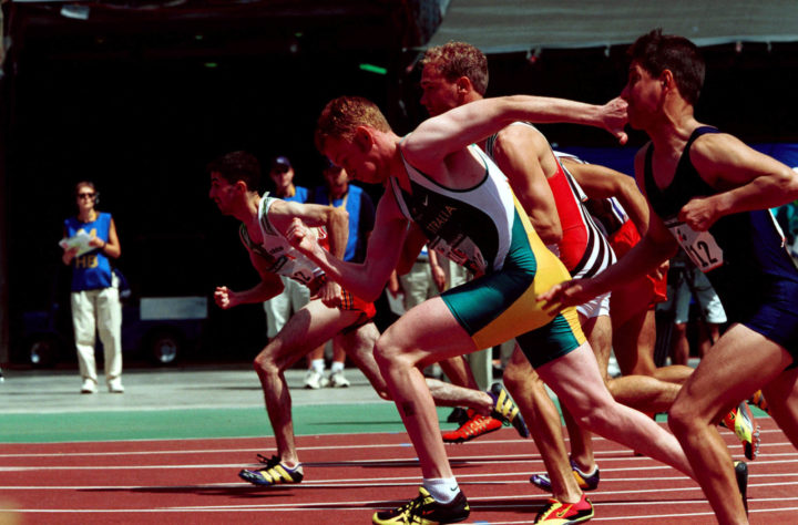 Is the UK ahead of the pack in Europe? Image: Australian Paralympic Committee, creative commons licence