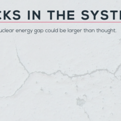 Cracks in the system