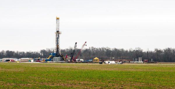 Fracking in Louisiana